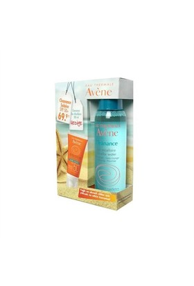 Avene Cleanance Solaire Spf50 50Ml - Avene Cleanance Temizleme Suyu 100Ml Hediyeli