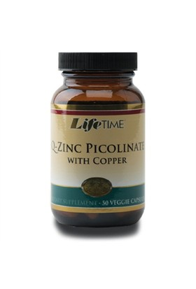 Life Time Zinc Picolinate With Copper