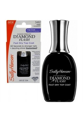 Sally Hansen Diamond Flash Oje Kurutucu Soyulma En