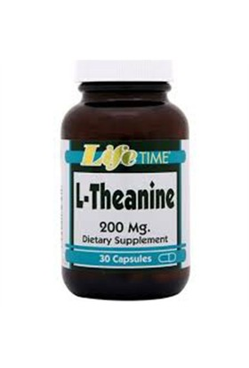 Life Time L-Theanine 200 Mg