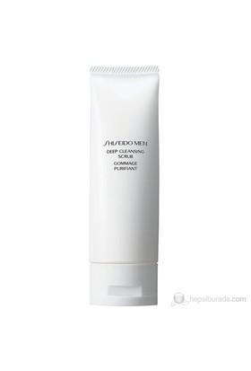 Shiseido For Men Deep Cleansing Scrub Derinlemesine Temizleyici Peeling 125 Ml
