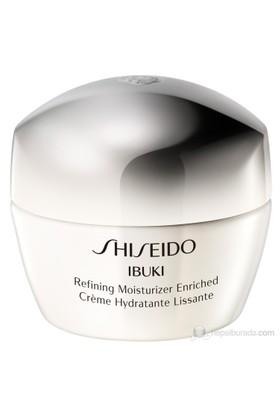 Shiseido Ibuki Refining Moisturizer Enriched - Nemlendirici 50 ml