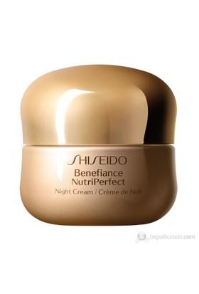 Shiseido Benefiance Nutri Perfect 50 Ml Gece Kremi