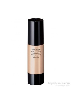 Shiseido Radiant Lifting Fondöten 30 Ml Renk: I20