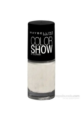 Maybellıne Vao Color Show Nu 130 Winter Baby