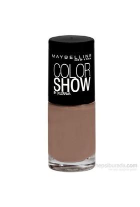 Maybelline Vao Color Show Nu 150 Mauve Kiss