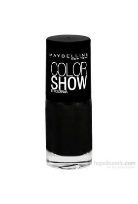 Maybelline Vao Color Show Nu 677 Blackout