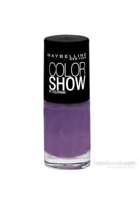 Maybelline Vao Color Show Nu 554 Lavender Lies