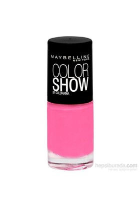 Maybelline Vao Color Show Nu 262 Pink Boom