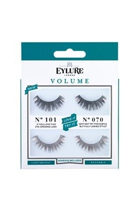 Eylure Volume No101 Love It Try It No070 - Takma Kirpik