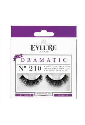 Eylure Dramatic 210-Takma Kirpik