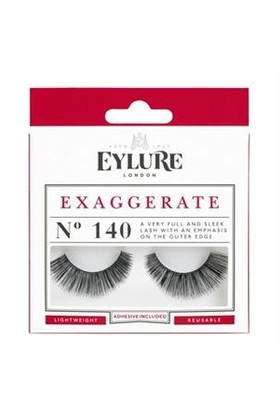Eylure Exaggerate 140-Takma Kirpik