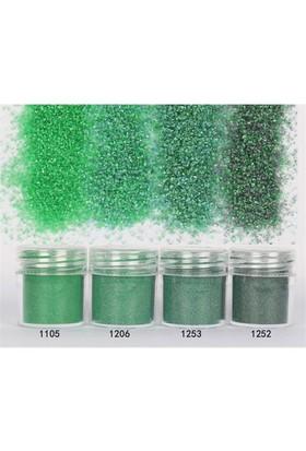 Simin Sugar Effect Yeşil Renk Tozlar