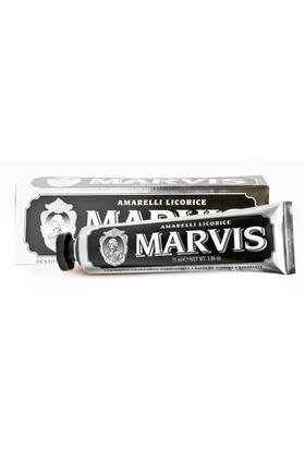 Marvis Amarelli Licorice Diş Macunu