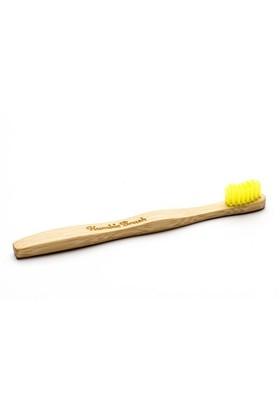 Bambu Ekstra Yumuşak Çocuklar İçin Diş Fırçası - Sarı