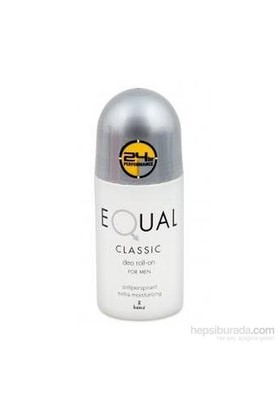 Equal Classic Deo Roll On 50 Ml Erkek Roll On