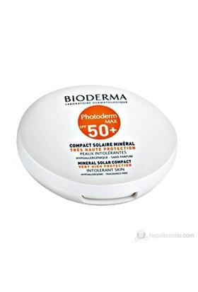 Bioderma Photoderm Max Mineral Compact Golden Spf 50 Renk: Koyu Ton