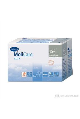Hartmann Molicare Premium Soft Extra M 30 Lu Hasta Bezi