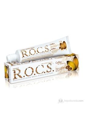 Rocs Lekelere Karşı Kahve&Tütün Diş Macunu 60ml