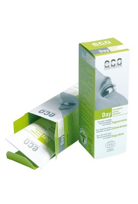 Eco Cosmetics Organik Sertifikalı Gündüz Nemlendiricisi