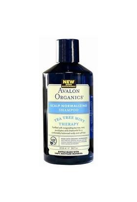 Avalon Organics Çay Ağacı Nane Özü Saç Derisi Yatıştırıcı Şampuan