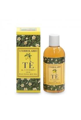 L'erbolario Çay Ve Ağaç Kavunu Parfümlü Duş Jeli