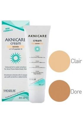 Aknicare Tinted Cream Dore