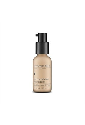 PERRICONE No Makeup Skincare - NO FOUNDATION FOUNDATION NO.1 SPF30 FAIR TO LIGHT 30 ml