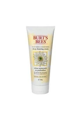 Burt's Bees Soap Bark and Chamomile Deep Cleansing Cream 170 g - Derinlemesine Etkili Yüz Temizleme Kremi