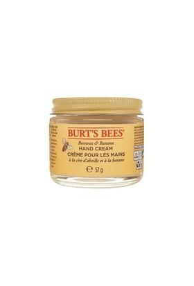 Burt's Bees Beeswax and Banana Hand Cream 57g - Bal ve Muz Özlü El Kremi