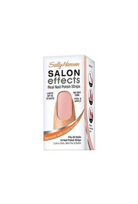 Sally Hansen Salon Effects - Gerçek Ojeden Yapılan Desenli Tırnak Bantları - Tu Tu Much 4408-95