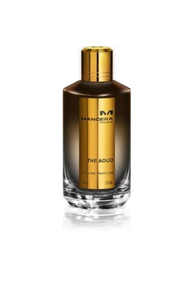 Mancera The Aoud Edp 120Ml Erkek Parfüm