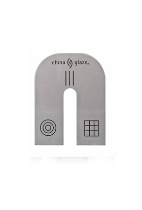 China Glaze Mıknatıs - Gümüş