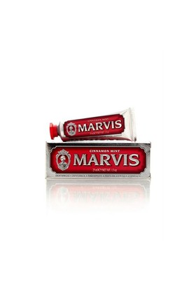 Marvis Cinnamon Mint Diş Macunu