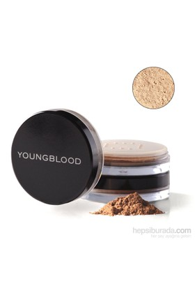 YOUNGBLOOD Soft Beige Toz Mineral Fondoten (1006)