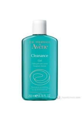 AVENE Cleanance GEL 200 ml - Yağlı ciltler için temizleyici