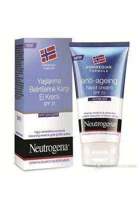 Neutrogena Norveç Formülü Yaşlanma Karşıtı El Kremi 50 Ml