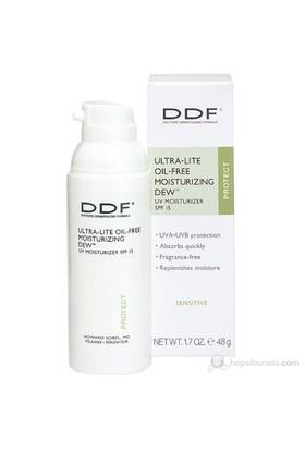 DDF Ultra-Lite Oil-Free Moisturizing Dew SPF15 48 gr