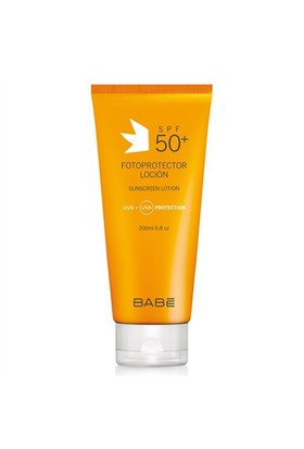 Babe Sun Screen Lotion Spf 50 200 Ml