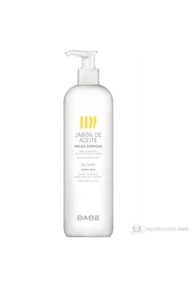 Babe Oil Soap - Vücut Yıkama Yağı