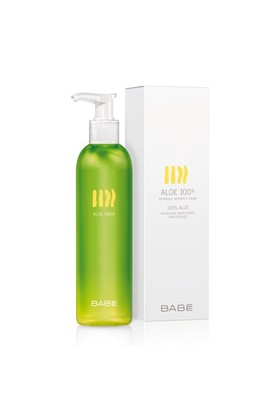 Babe %100 Aloe Gel