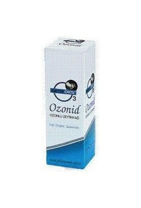 Aktifoks Ozonoid Saf Zeytin Yağı 50Ml