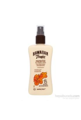 Hawaiian Tropic Lotion Spray Spf15 200Ml