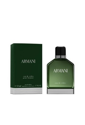Giorgio Armani Eau De Cedre Edt Vapo 100 Ml Erkek Parfümü