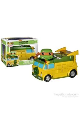Funko TMNT Turle Van POP Rides