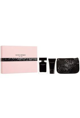 Narciso Rodriguez For Her Edt 100 Ml+ Body Cream 75 Ml+ Pouch