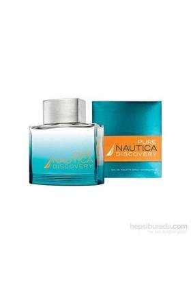 Nautica Pure Discovery Edt 100 Ml Erkek Parfüm