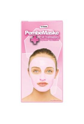 Pembe Maske (Cilt Yenileyici - Soyulabilir Yüz Maskesi)