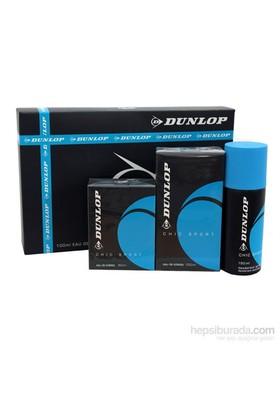 Dunlop Parfüm Chic 100Ml +Parfüm 50Ml+Deodorant 150Ml Erkek Set
