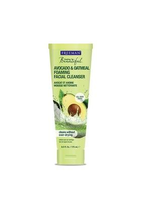 Freeman Avocado Ve Oatmeal Foaming Facial Cleanser 175 Ml - Avocado Ve Yulaf Özlü Yüz Temizleyici